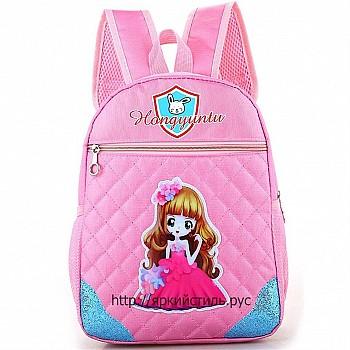 Рюкзак детский, Принцесса