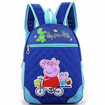 Рюкзак детский, Peppa