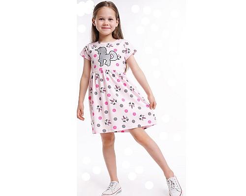 Платье для девочки, единорожка