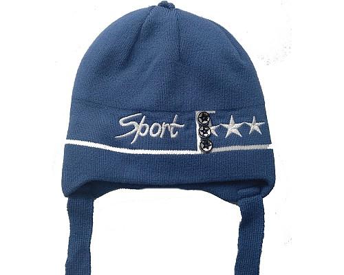 Детская шапочка двойная, Спорт