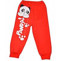 Штаны Панда, красные