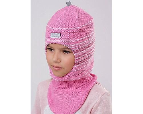 Шапка-шлем со светоотражающим элементом
