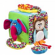 мягкие развивающие игрушки для детей