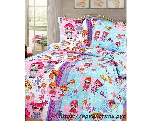 Комплект постельного белья Лолита