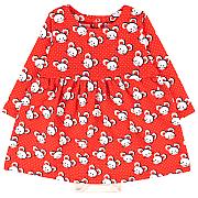платья, юбки, сарафаны  новорожденным