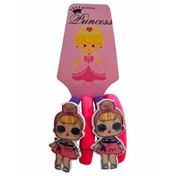Набор резиночек, Лола куколка