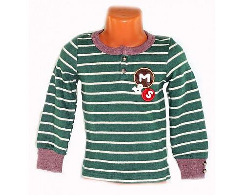 Джемпер для мальчика, зеленый