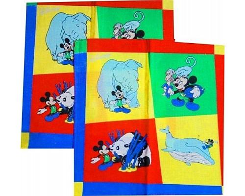 Носовой платочек Микки Маус