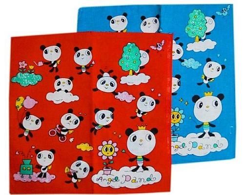 Носовой платочек Панда